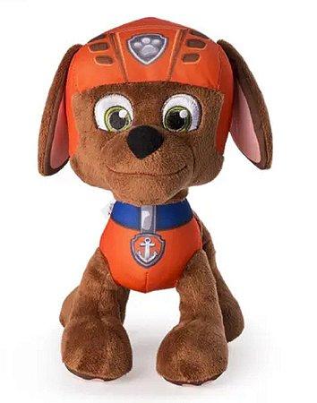 Pelúcia Patrulha Canina - Zuma - Sunny Brinquedos
