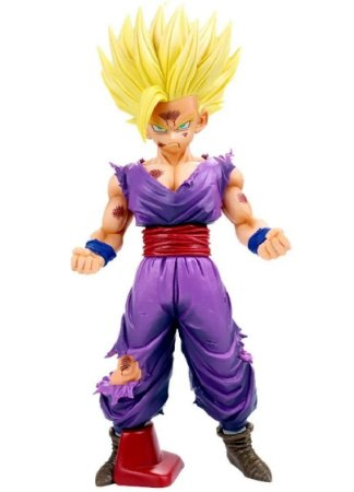 Figure Dragon Ball Z Son Gohan Master Stars Piece - Bandai