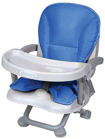 Assento Elevatório para Alimentação Zyce II (até 15 kg) - Azul - Dzieco