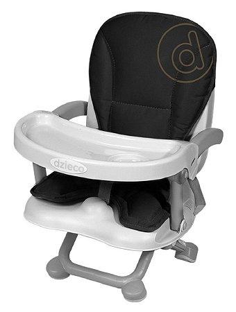 Cadeira de Alimentação Zyce II (até 15 kg) - Preto - Dzieco