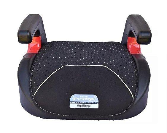 Assento Para Auto Protege - Dot Bege - Burigotto