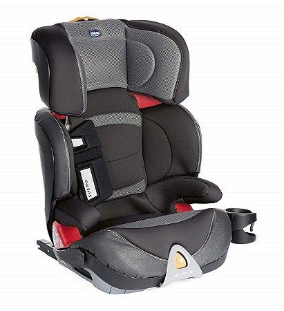 Cadeira para Auto Oasys 2-3 FixPlus - Evo Stone - Chicco