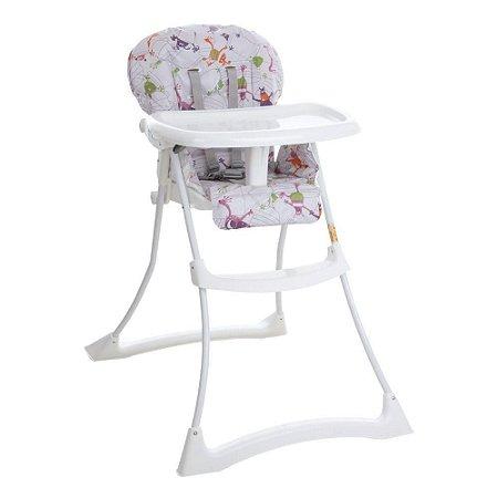 Cadeira de Alimentação Papa e Soneca (até 15 kg) - Monstrinhos - Burigotto