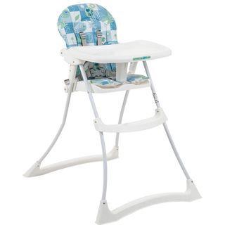 Cadeira de Alimentação Papa e Soneca (até 15 kg) - Peixinhos Azul - Burigotto