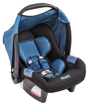Bebê Conforto Touring Evolution SE - Preto Azul - Burigotto