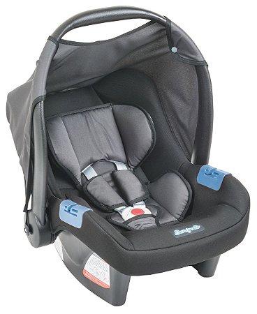 Bebê Conforto Touring Evolution SE - Preto Cinza - Burigotto