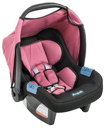 Bebê Conforto Touring Evolution SE - Preto Rosa - Burigotto