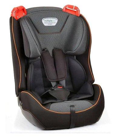 Cadeira Para Auto Multipla (1.2.3) - Cyber Orange - Burigotto