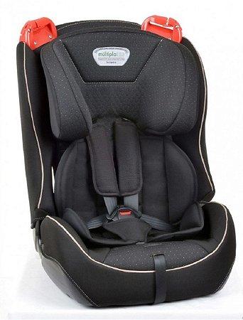 Cadeira Para Auto Multipla (1.2.3) - Dot Bege - Burigotto