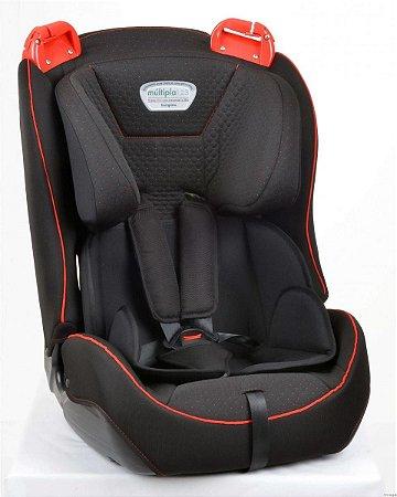 Cadeira Para Auto Multipla (1.2.3) - Dot Vermelho - Burigotto