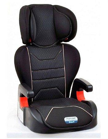 Cadeira para Auto Protege Reclinável (até 36 kg) - Dog Bege - Burigotto
