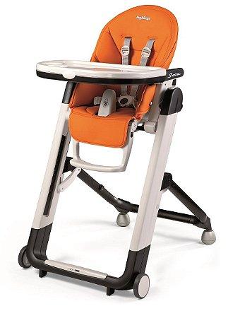 Cadeira de Alimentação Siesta Ambiance (até 15 kg) - Arancia - Peg-Pérego