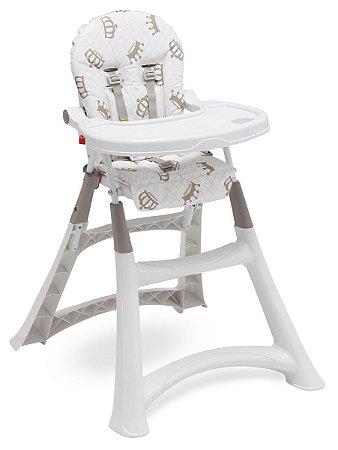 Cadeira de Alimentação Premium (até 15 kg) - Coroa - Galzerano
