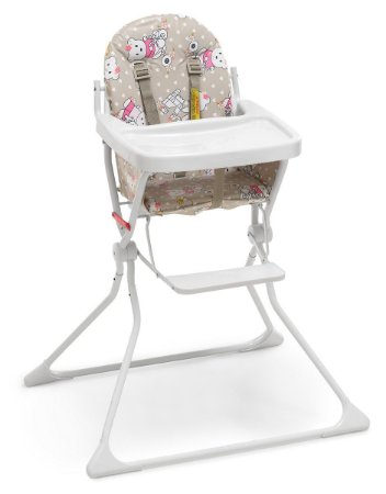 Cadeira de Alimentação Standard (até 15 kg) - Ursa - Galzerano