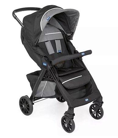 Carrinho de Bebê Kwik.One (até 15 kg) - Jet Black - Chicco