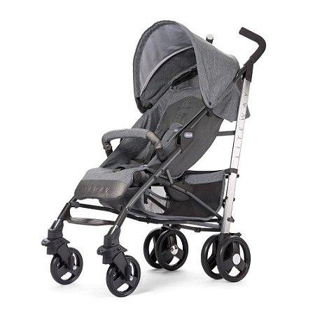 Carrinho de Bebê Lite Way Top 2 (até 15 kg) - Legend - Chicco