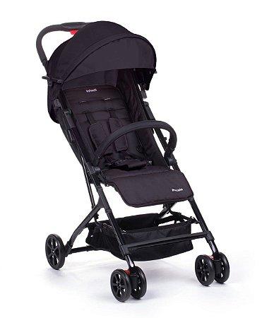 Carrinho de Bebê Piccolo (até 15 kg) - Preto - Infanti