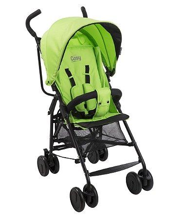 Carrinho De Bebê Cosy - Verde - Burigotto