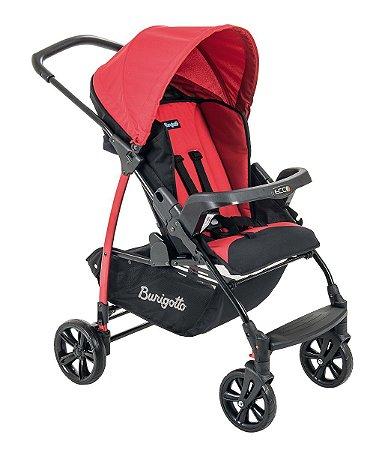 Carrinho De Bebê Ecco - Vermelho - Burigotto