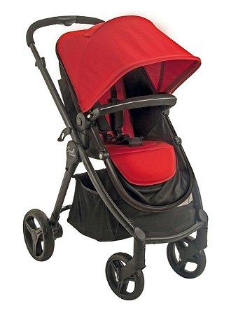 Carrinho de Bebê Soul (até 15 kg) - Vermelho - Burigotto