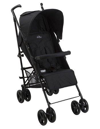 Carrinho De Bebê Sprinter - Black - Burigotto
