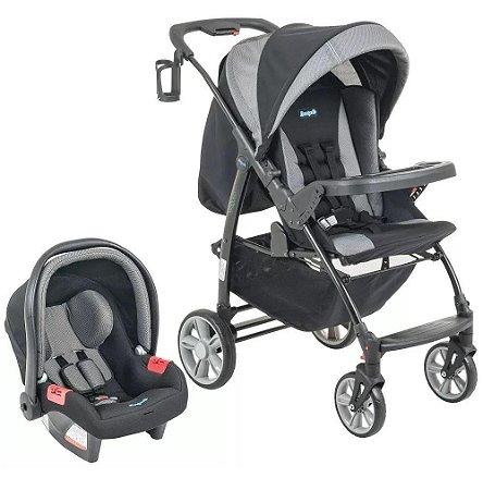 Carrinho de Bebê Travel System Módulo (até 15 kg) - Zig-Zag - Burigotto