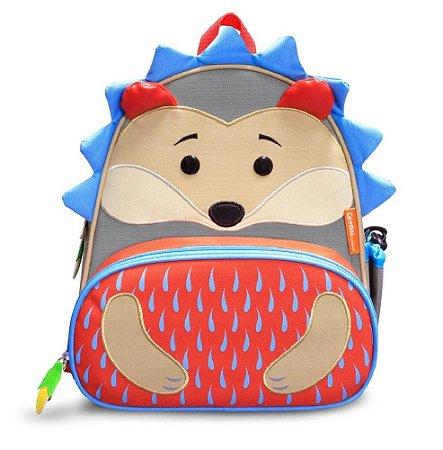 Mochila Infantil Let's Go - Porco Espinho - Comtac Kids