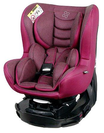 Cadeira Para Auto Revo Platinium Groseille - Team Tex