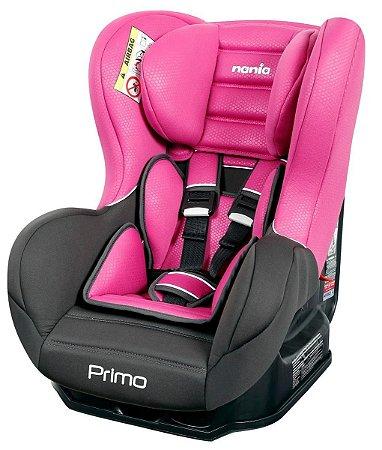Cadeira Para Auto Nania Primo Luxe Framboise - Team Tex