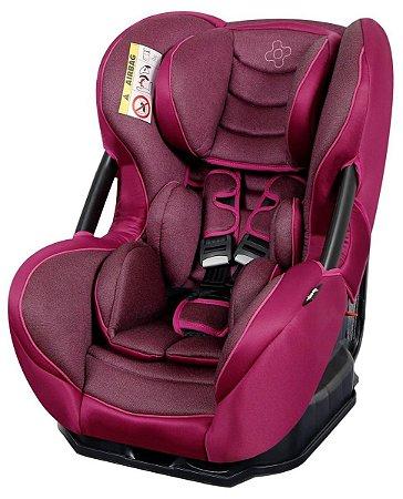 Cadeira para Auto Nania Eris Platinium (até 25 kg) - Groseille - Team Tex