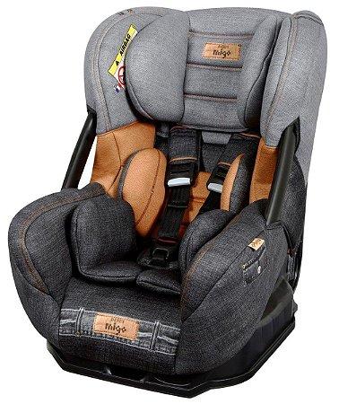 Cadeira para Carro Nania Eris Denim (até 25 kg) - Gris - Team Tex