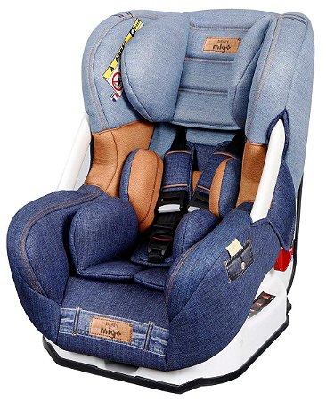 Cadeira para Auto Nania Eris Denim (até 25 kg) - Bleu - Team Tex