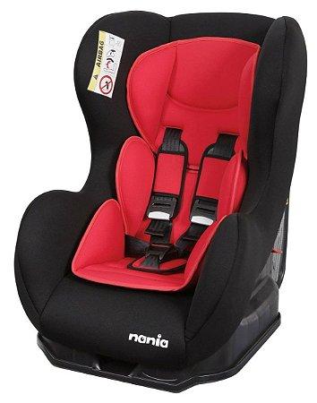 Cadeira Para Auto Nania Cosmo Acces Rouge - Team Tex