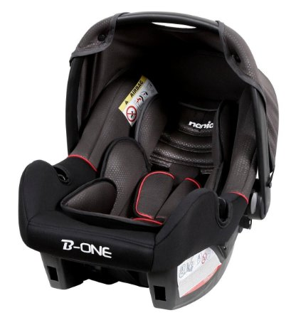 Cadeira Para Auto Nania Beone Luxe Noir - Team Tex