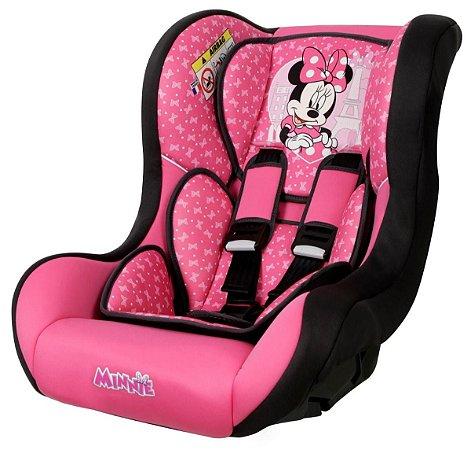 Cadeira para Auto Trio SP Comfort (até 25 kg) - Minnie - Disney - Team Tex