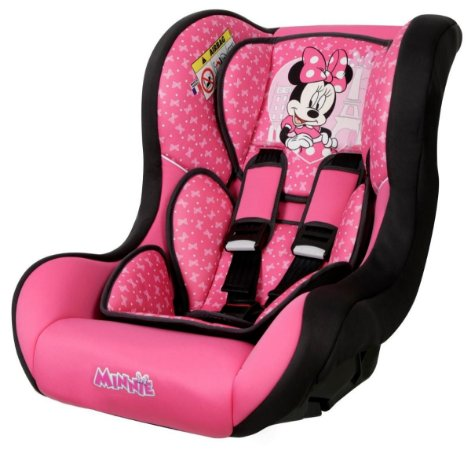 Cadeira Disney Trio Sp Comfort - Minnie Mouse Paris - Team Tex