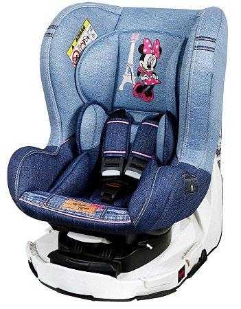 Cadeira Para Auto Disney Revo Denim - Minnie Mouse - Team Tex