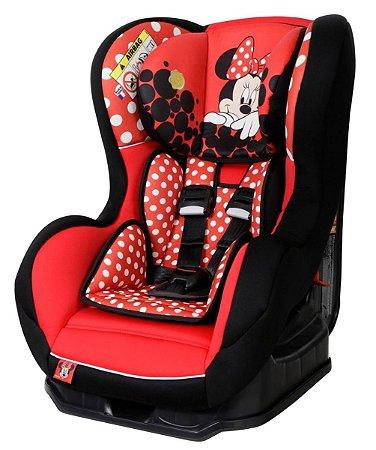 Cadeira Para Auto Disney Primo - Minnie Mouse Red - Team Tex