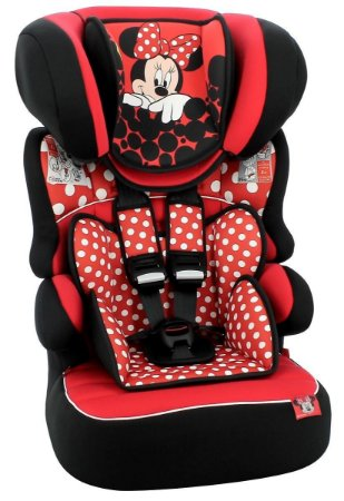 Cadeira Disney Beline Luxe - Minnie Mouse Red - Team Tex