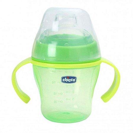 Copo com Bico Soft (+6M) - Verde - Chicco