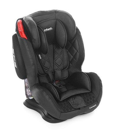 Cadeira para Auto Cockpit (até 36 kg) - Carbon - Infanti