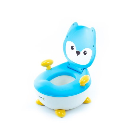 Troninho Fox Potty (+24M) - Azul - Safety 1St