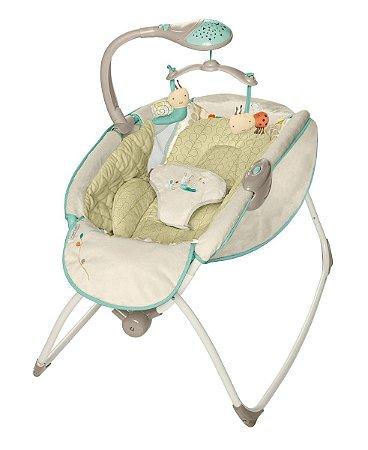 Cadeira-Berço Vibratória com Luz e Móbile (até 11 kg) - Weeler