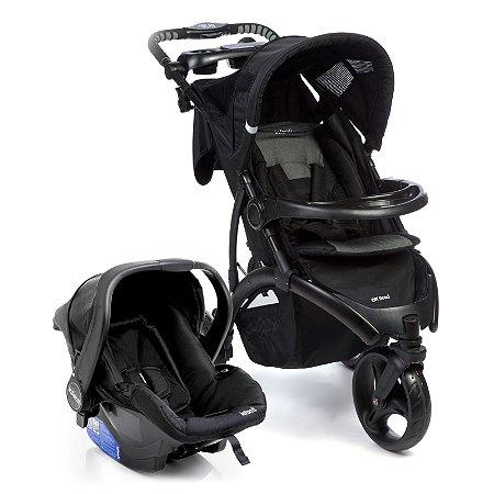 Carrinho de Bebê Travel System Off Road (até 15 kg) - Black - Infanti