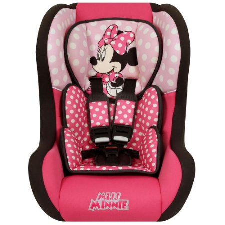 Cadeira Auto Disney Trio Sp Comfort - Teamtex Minnie Mouse