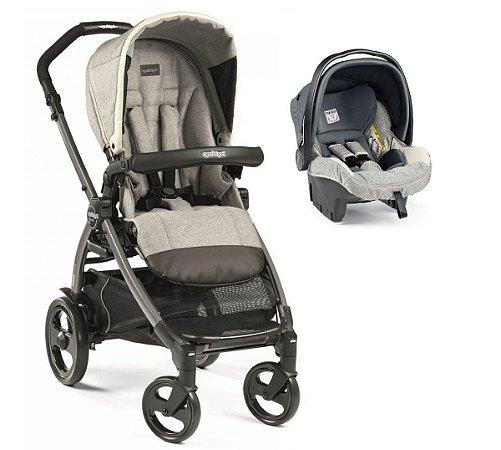 Carrinho e Bebê Conforto Book 51 - Luxe Opal - Peg-Pérego