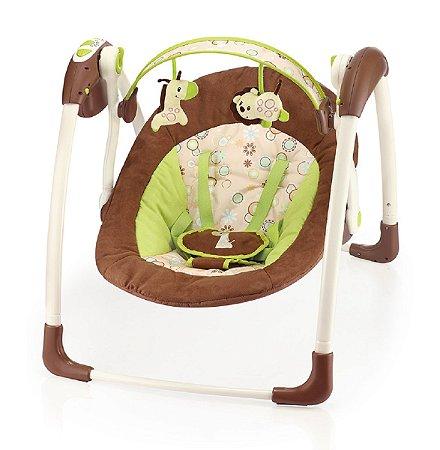 Cadeira de Descanso Automática com Timer Marrom - Mastela