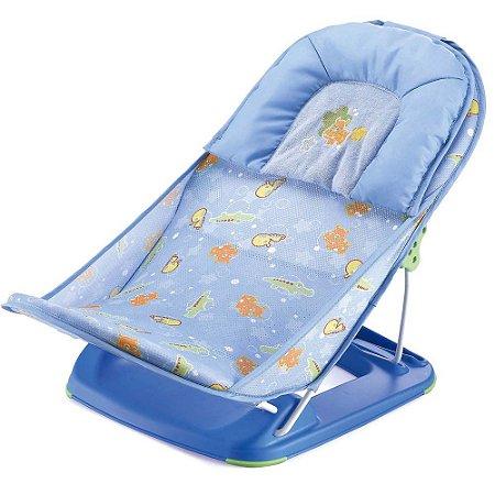 Assento para Banheira Flexível (+0M) - Azul - Mastela