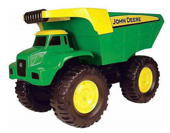 Caminhão Caçamba Big Scoop John Deere (+3 anos) - Peg-Pérego