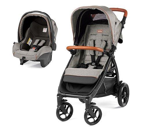 Carrinho de Bebê Travel System Booklet 50 (até 15 kg) - Polo - Peg-Pérego